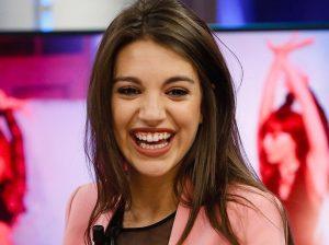 Ana Guerra comparte un vídeo de ella en 'Menudas Estrellas'