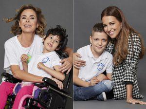Paula Echevarría, Igartiburu, Ágatha y otros famosos en el Calendario del Hospital San Rafael 2019