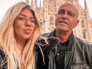 Así pilló Anita Matamoros a su padre con una chica en la discoteca
