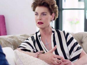 Antonia Dell'Atte confiesa los peores dramas de su vida
