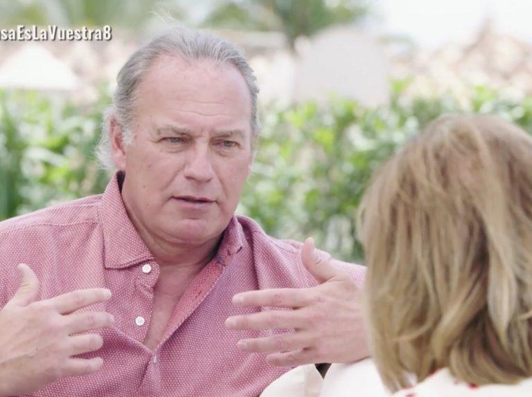 Bertín Osborne: «Mi hijo se murió en mis brazos»