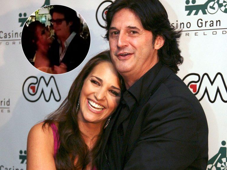 Paula Echevarría se reconcilia públicamente con Poty Castillo