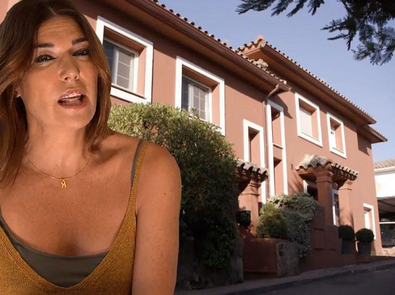 La impresionante casa que Raquel Revuelta ha mostrado en 'Ven a cenar conmigo'