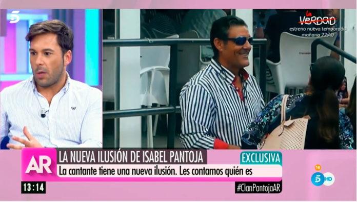El Tato, la nueva ilusión de Isabel Pantoja