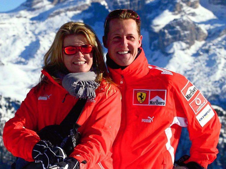 Sale a la luz la emotiva carta de la mujer de Michael Schumacher tras su accidente