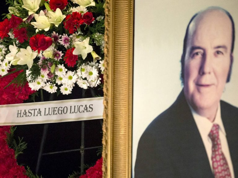 La familia de Chiquito de la Calzada, enfrentados por la herencia un año después de su muerte