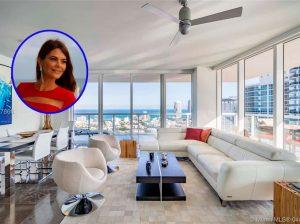 María José Suárez regresa a España: así era la casa de lujo de Miami en la que vivía
