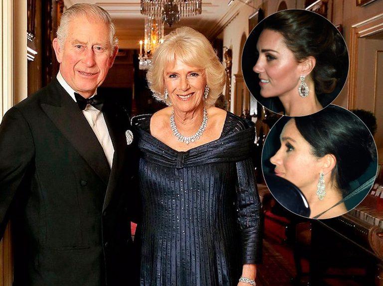 Espectacular baile de joyas en Buckingham por el 70 cumpleaños del príncipe Carlos
