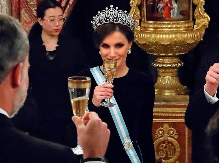 Lo que Paco Roncero ofreció de comer a los Reyes y al presidente de China (y no hay palillos)