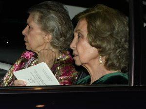 Los Reyes Juan Carlos y Sofía, invitados en la fiesta del príncipe Carlos con la realeza mundial