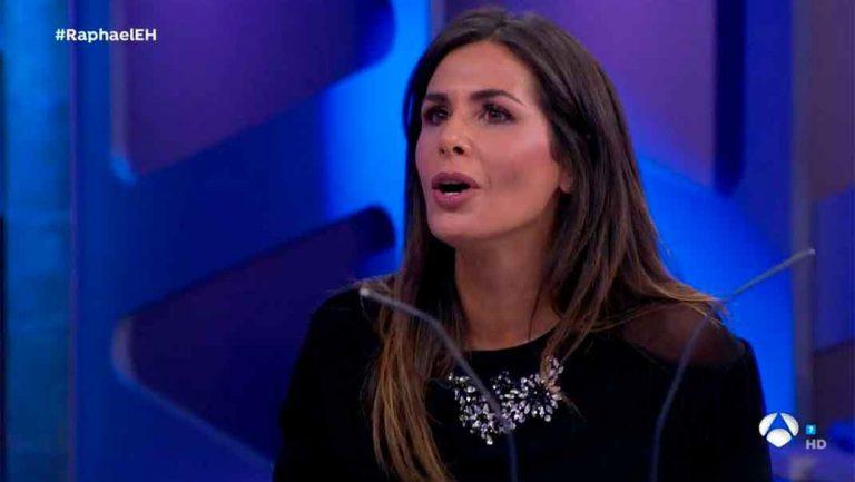 Nuria Roca confiesa que su matrimonio no pasa por su mejor momento