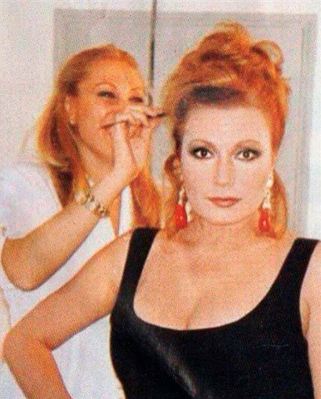 90d4d5517d3c Rosa Benito recuerda su minuto de fama como modelo