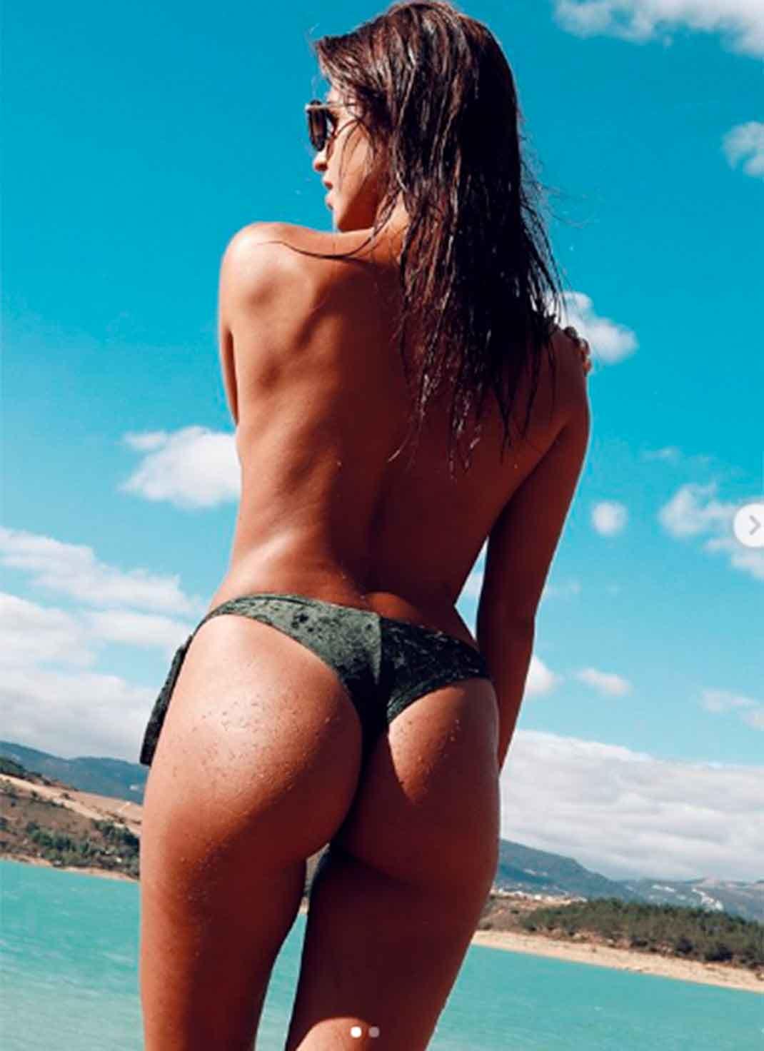 Sofía Suescun Se Desnuda Integralmente En Instagram
