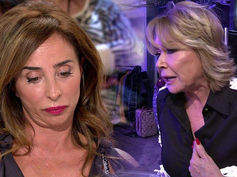 La bonita forma de Mila Ximénez de pedir perdón a María Patiño tras su pelea en 'Sálvame'