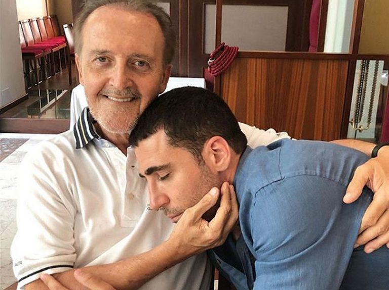 Miguel Ángel Silvestre dice adiós a su padre con esta emotiva carta