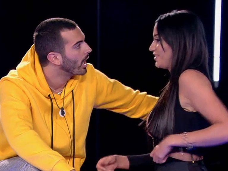 Aurah Ruiz se reencuentra con Suso en 'GH VIP' y lo deja descolocado