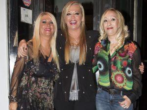 Tini, Mariví y Sole, las grandes amigas de Belén Esteban de las que no se ha acordado para su boda