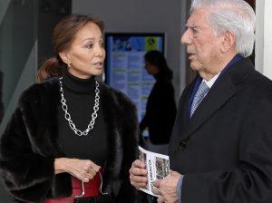 La última escapada romántica de Isabel Preysler y Mario Vargas Llosa, en fotos