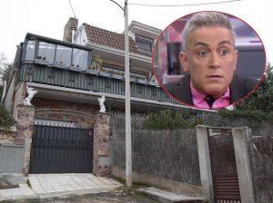 Nos acercamos a la casa de Kiko Hernández tras revelar que tiene un sospechoso de su robo