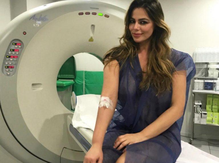 Marisa Jara, de nuevo en el hospital para ser operada