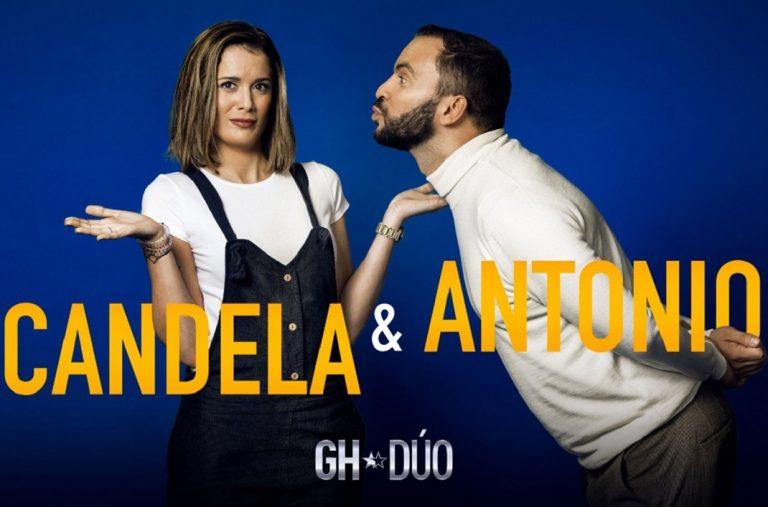 La primera bronca entre Antonio Tejado y Candela