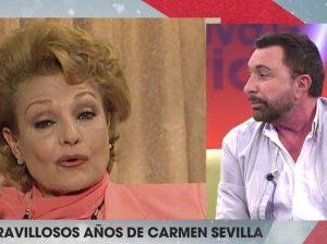 José Manuel Parada arremete contra Carmen Sevilla: «No era tan buena. A mí me mintió»