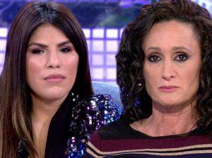 Isa Pantoja y Dulce protagonizan un tenso enfrentamiento: «Me estás jodiendo, no se qué pretendes»