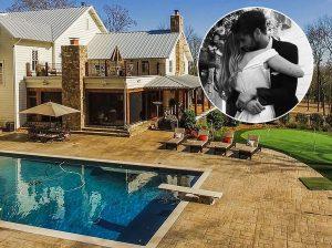 Así es la mansión donde Miley Cyrus y Liam Hemsworth se han dado el 'sí, quiero'