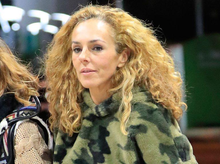 El radical cambio de look de Rocío Carrasco tras perder la batalla contra Antonio David Flores