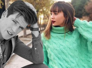 Las primeras palabras de Miguel Bernardeau tras su beso con Aitana