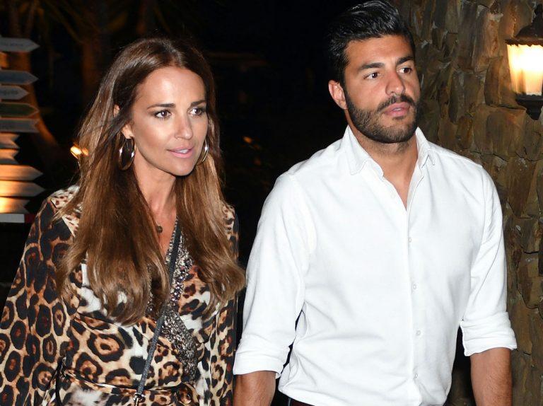 Paula Echevarría integra a Miguel Torres como uno más en su familia