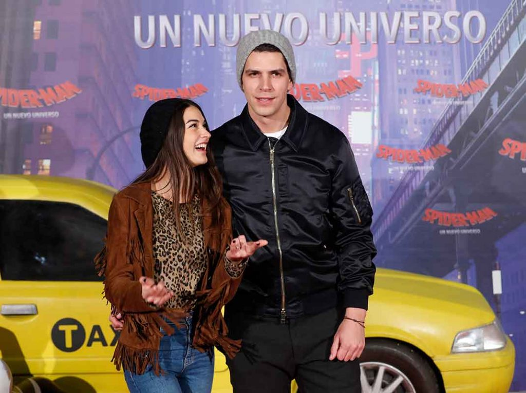 Diego Matamoros y Estela Grande