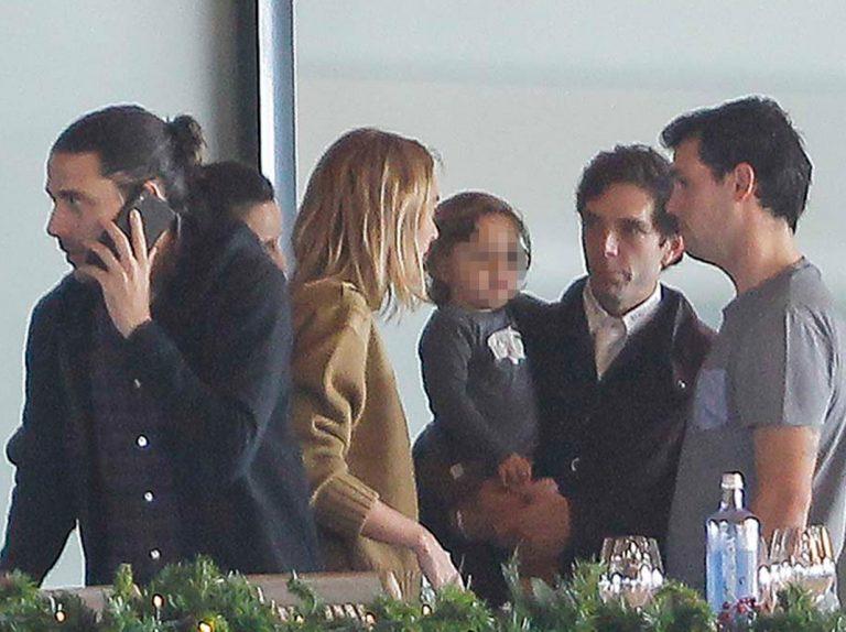 Marta Ortega, Carlos Torretta y Sergio Álvarez Moya, la tarde en la hípica de un trío bien avenido