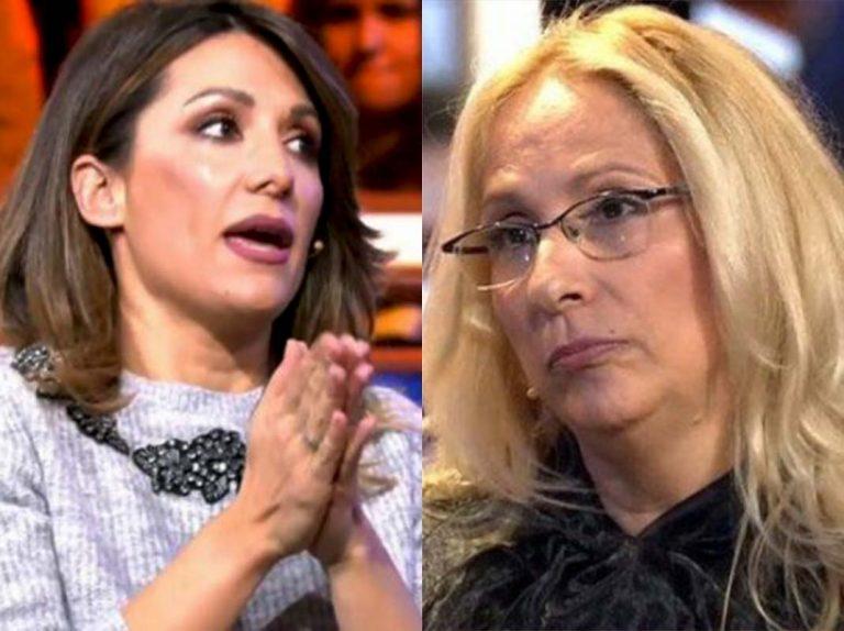 Batalla campal entre Nagore Robles y la madre de Suso en el plató de 'GH VIP'