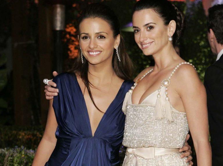 Penélope Cruz y su hermana, Mónica Cruz, enfrentadas por las joyas
