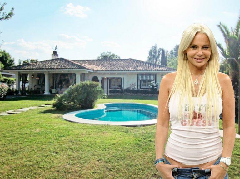 Así es la casa de Leticia Sabater que vende por un millón de euros