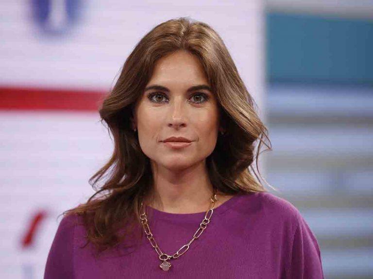 Lourdes Montes deja el programa 'Corazón' de Anne Igartiburu por culpa de los recortes