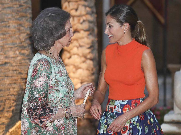 La 'asignatura' en la que doña Sofía gana por goleada a la reina Letizia