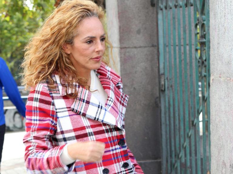 La justicia 'salva' a Olga Moreno de la lucha de Antonio David Flores y Rocío Carrasco en los tribunales