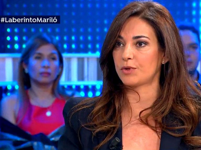 Mariló Montero regresa a televisión para poner en su sitio a Pablo Iglesias
