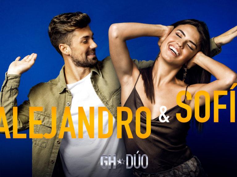 Alejandro Albalá y Sofía Suescun, cuarta pareja confirmada para 'GH Dúo'
