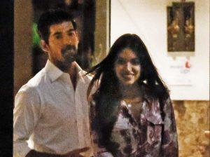 Miguel Ángel Muñoz, un fan más en el último concierto de Ana Guerra