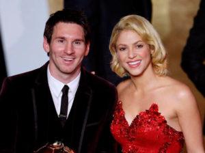 La fiesta privada de Messi en la que actuará Shakira