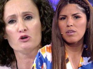 Dulce aclara cuál es su relación con Isa Pantoja tras su trifulca en 'Sábado deluxe'