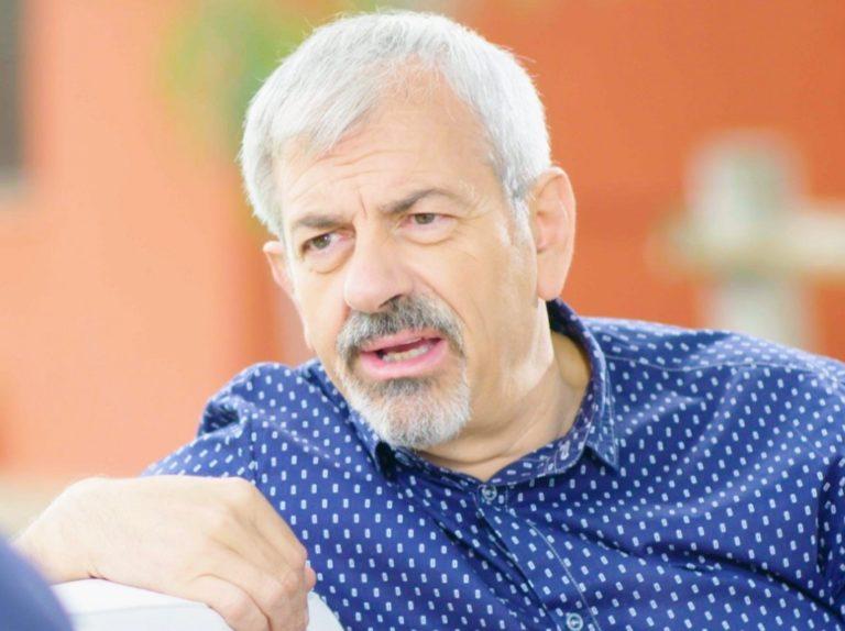 Carlos Sobera se sincera con Bertín Osborne: Su confesión más íntima