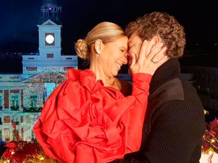 Anne Igartiburu y su marido, Pablo Heras-Casado, declaran su amor en redes sociales