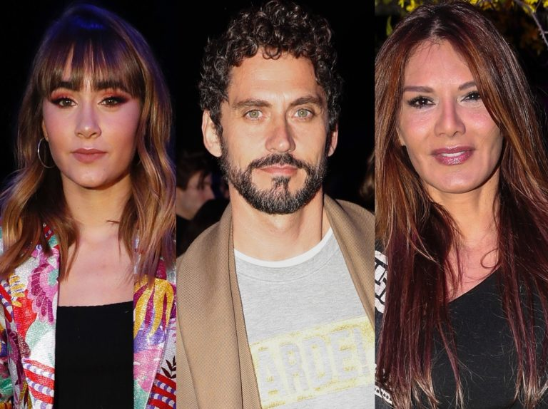 Famosos en el front row de Madrid Fashion Week