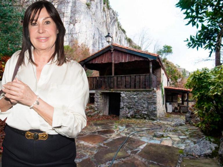 Carmen Martínez Bordiú vende su casa de Cantabria 'rebajada' a 290.000 euros
