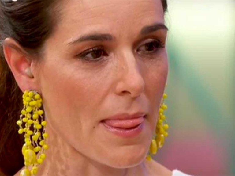 Raquel Sánchez Silva rompe a llorar con la desgarradora historia de una de las concursantes
