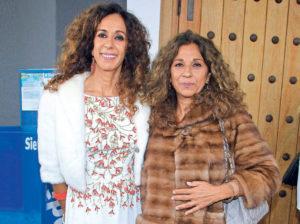Lolita Flores se incorpora a 'La Voz Kids' junto a su hermana Rosario